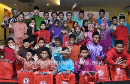 Majlis sambutan Aidilfitri Majlis Amanah Rakyat (MARA) 2013 dan