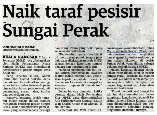 Utusan Malaysia (Utara) JAN 8 2014 (1)