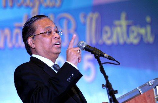 MENTERI Kemajuan Luar Bandar dan Wilayah, Datuk Seri Ismail Sabri Yaakob.