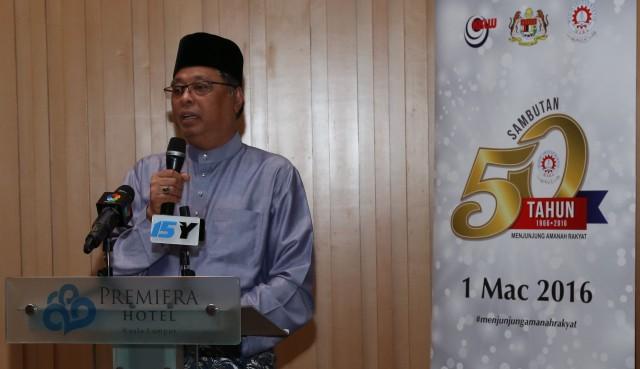 YB Datuk Seri Ismail Sabri Yaakob, Menteri Kemajuan Luar Bandar dan Wilayah