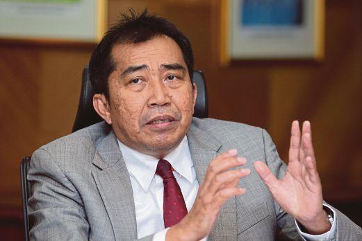 Mara director-general Datuk Ibrahim Ahmad