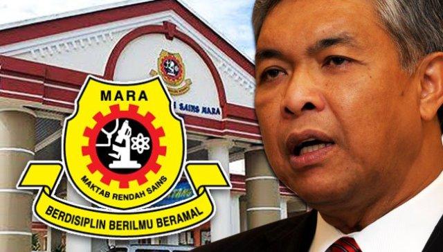Janji bina MRSM untuk anak polis bukan janji manis, kata timbalan perdana menteri.