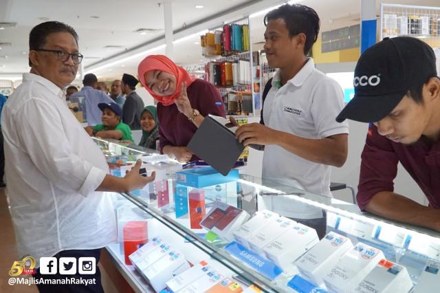 MARA Digital menerima sambutan yang amat mengalakkan dengan mencatat penjualan produk dan perkhidmatan mencecah RM10 juta.