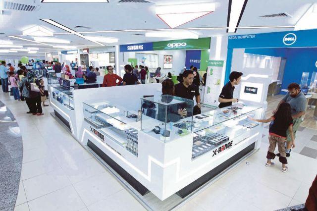 MARA Digital pertama di Menara MARA, Kuala Lumpur