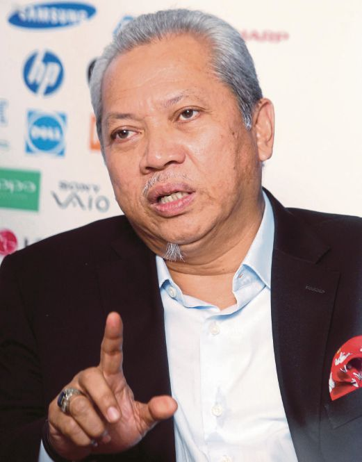 Tan Sri Annuar MusaMajlis Amanah Rakyat chairman