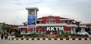 Bangunan utama Kolej Kemahiran Tinggi MARA (KKTM),Kuantan