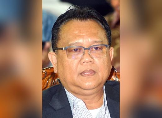 SHAH ALAM 05 OCTOBER 2016. Timbalan Menteri Kemajuan Luar Bandar dan Wilayah, Datuk Alexander Nanta Linggi. STR/FAIZ ANUAR