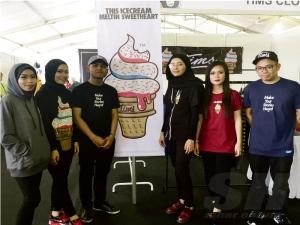 Tims Clothing antara usahawan muda kelahiran MARA yang kini semakin mendapat sambutan
