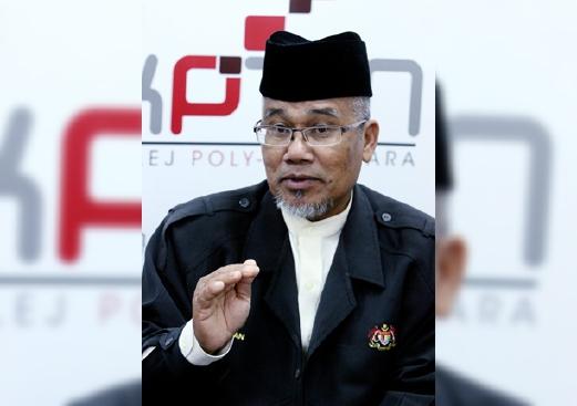 AHLI Parlimen Jerantut, Datuk Ahmad Nazlan Idris. - Foto Nik Abdullah Nik Omar