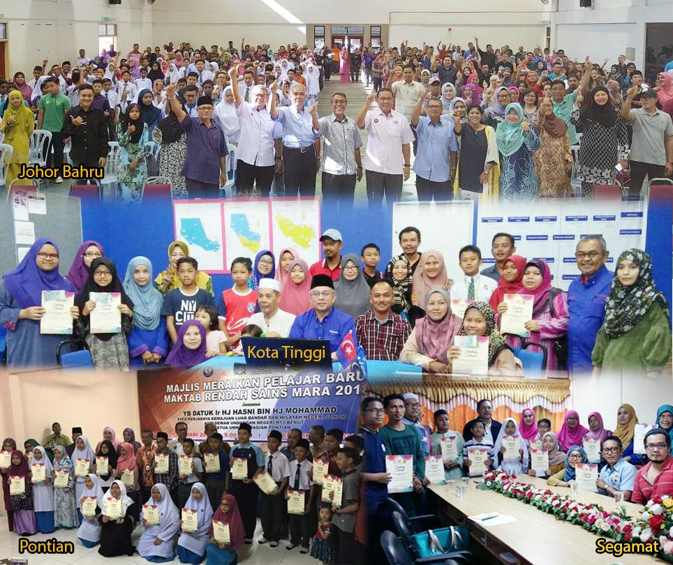 772 Pelajar Johor Diterima Masuk Ke Tingkatan Satu Mrsm 2018 Ewarta Mara