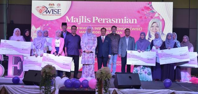 WISE Labuh Tirai di Kelantan