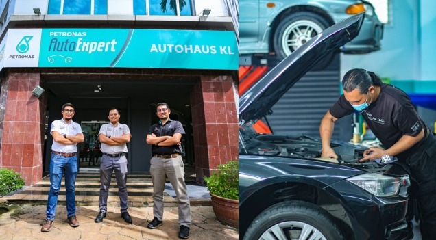 Autohaus KL dibangunkan hasil daripada inspirasi bengkel di Jerman yang sangat mementingkan SOP dan cara bekerja.